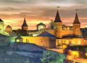 Каменец-Подольский, Старая крепость