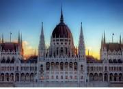 Венгрия, Будапешт, здание Парламента
