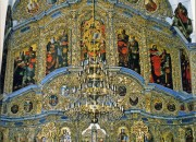 Великие Сорочинцы, Спасо-Приображенская церковь, иконостас