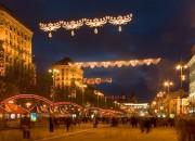 New Year Khreshchatyk