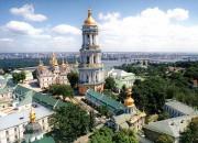 Bell tower Kyiv-Pechersk Lavra