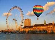 Лондон. Колесо Тысячителея