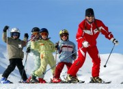 ski-in-school